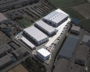 Tanabe Main Factory