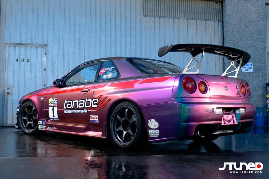 Signal Auto's 1999 Nissan R34 GTR V-Spec N1, Niiiiiiiiiiice