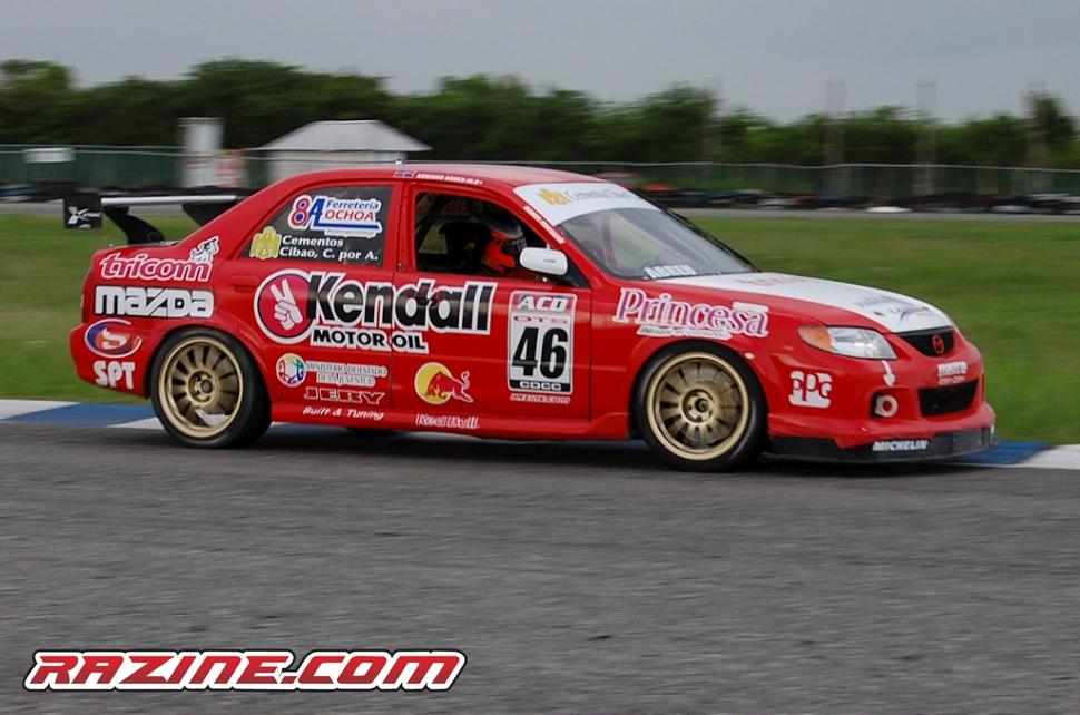 Mazda 3 Touring Car In Dominican Republic More Japan Blog