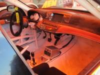 Forsberg's M35 Demo car