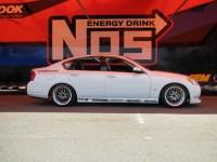 Chris Forsberg's Demo car
