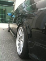 TL with SSR Type F and functional flush fitment!
