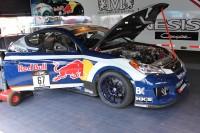 Rhys Millen's Hyundai Genesis Drift Machine