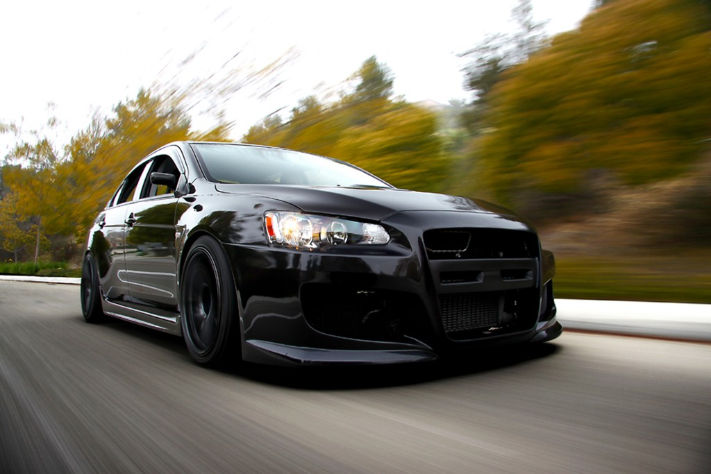 Evo X W Chargespeed Type I Front Bumper 187 More Japan Blog
