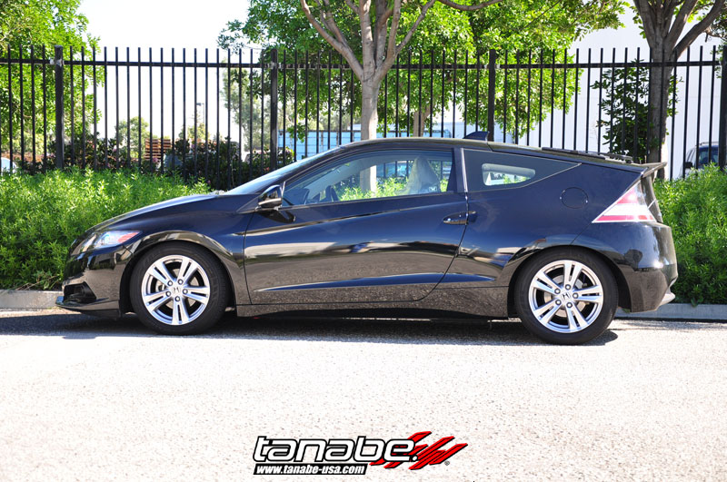 Just Released Honda Cr Z And Insight Tanabe Coilover Kit
