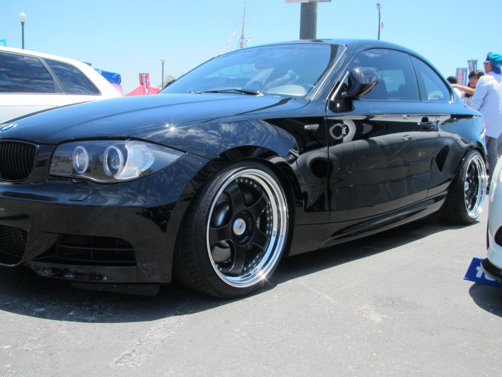 Bmw 1 Series With Ssr Professor Sp1 Wekfest Lbc 187 More
