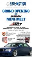 Motion Mini Meet