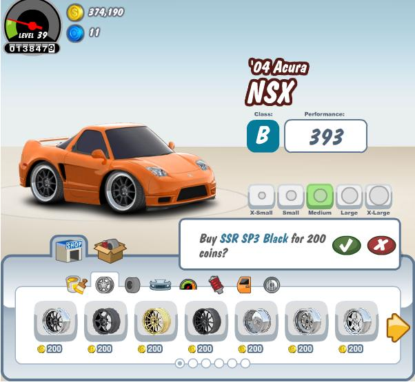Get Your Ssr Wheels For Only 200 Coins A Set 187 More Japan Blog