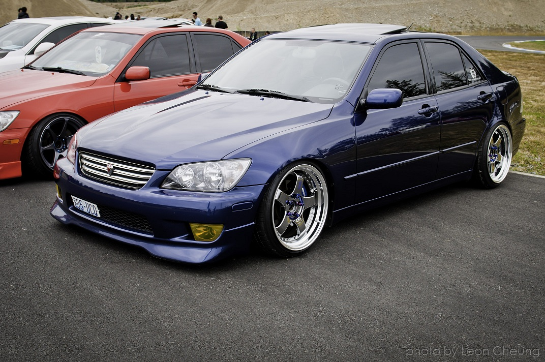 Lexus Is300 With Ssr Sp1 In Sbc 187 More Japan Blog