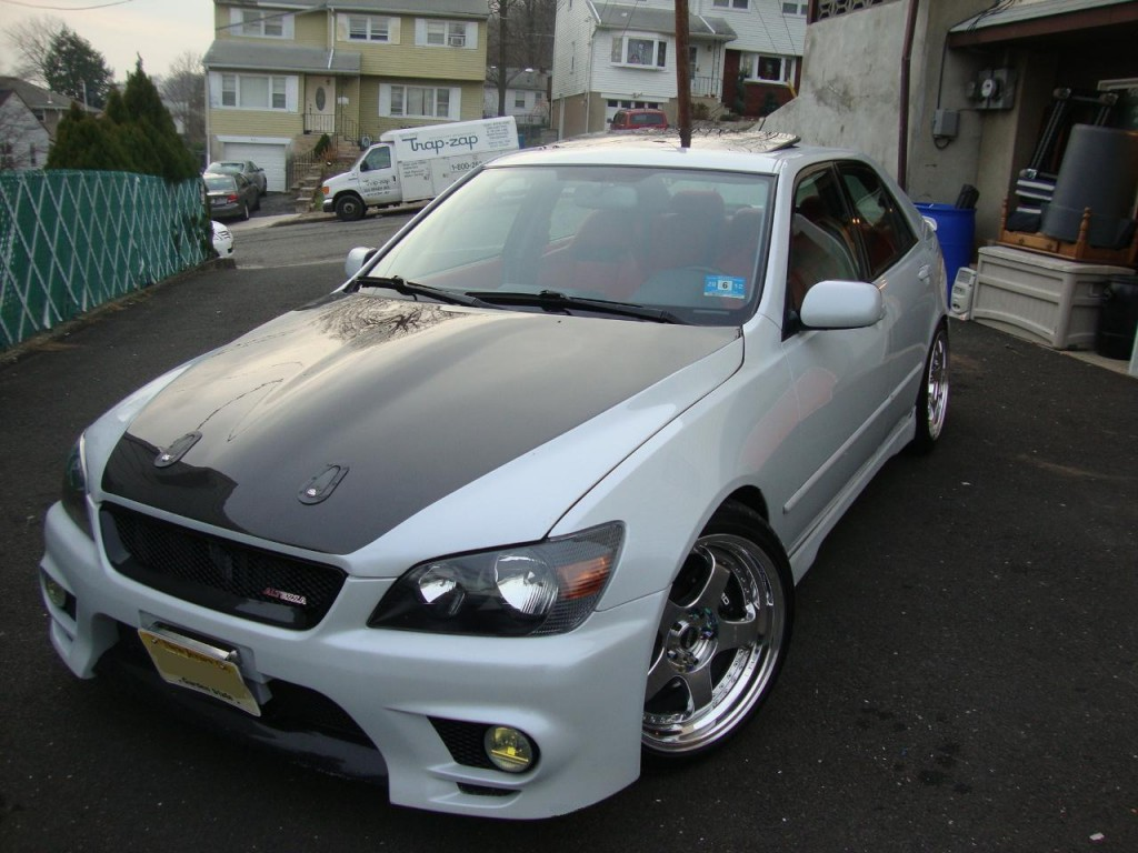 Lexus Is300 With Ssr Sp1 187 More Japan Blog