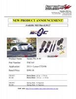 TSC165 2011 Lexus CT200h