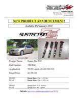 TSE4024 98-05 Lexus GS300_GS400