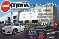 More Japan Club4AG meet sale