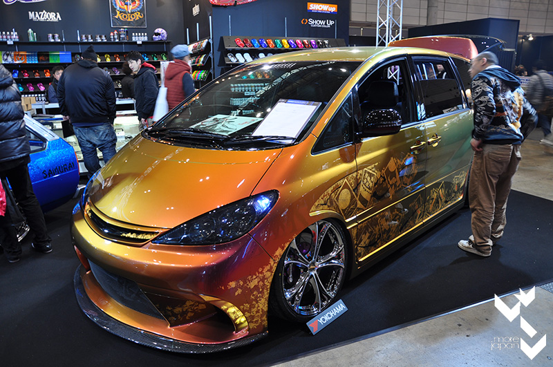 Another Car From The Signal Auto Showup Booth Their Paint Jobs Were By Far Best At Show