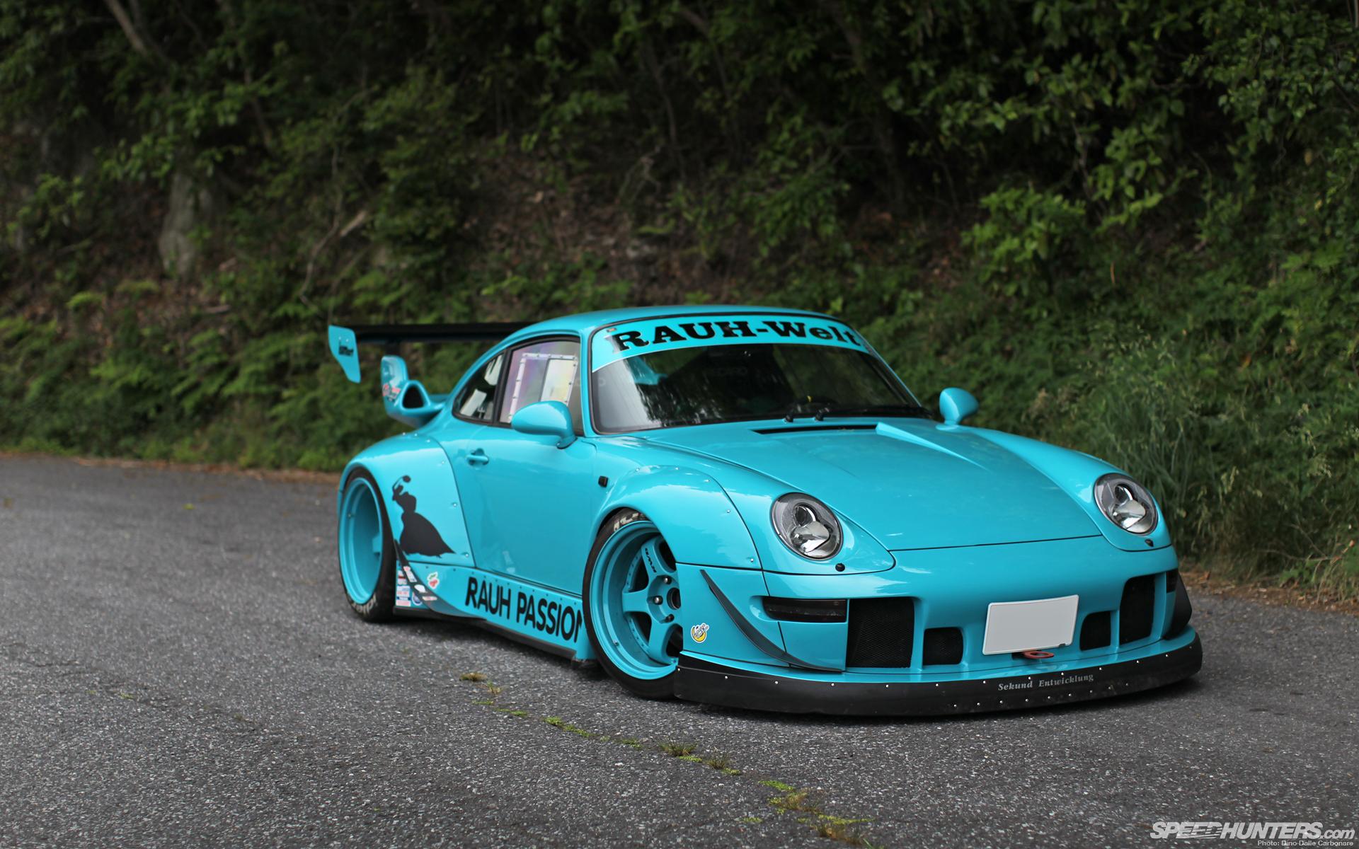 The Porsche That Rwb Built 187 More Japan Blog
