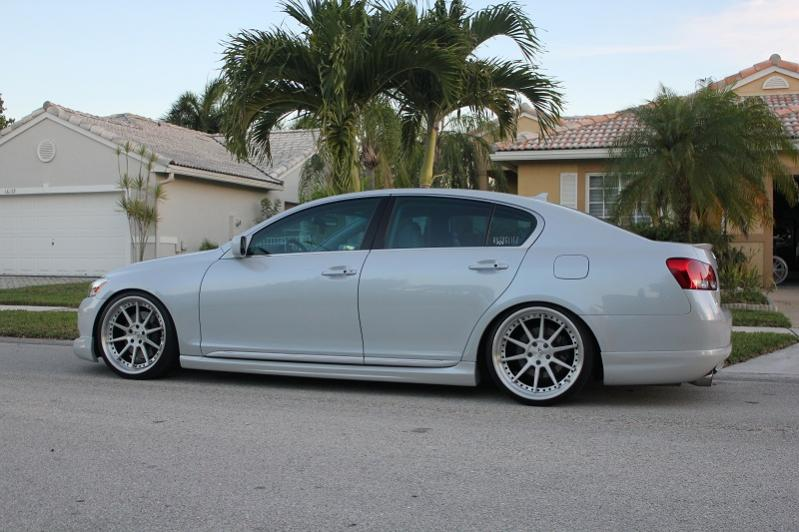 Tanabe Products On A 2007 Lexus Gs350 187 More Japan Blog