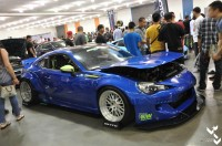 The color scheme of this car from LTMW makes it my favorite US Rocket Bunny FRS/BRZ.