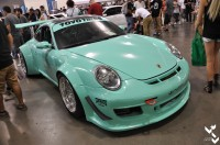 This car was debuted at Wekfest, definitely an attention grabber.