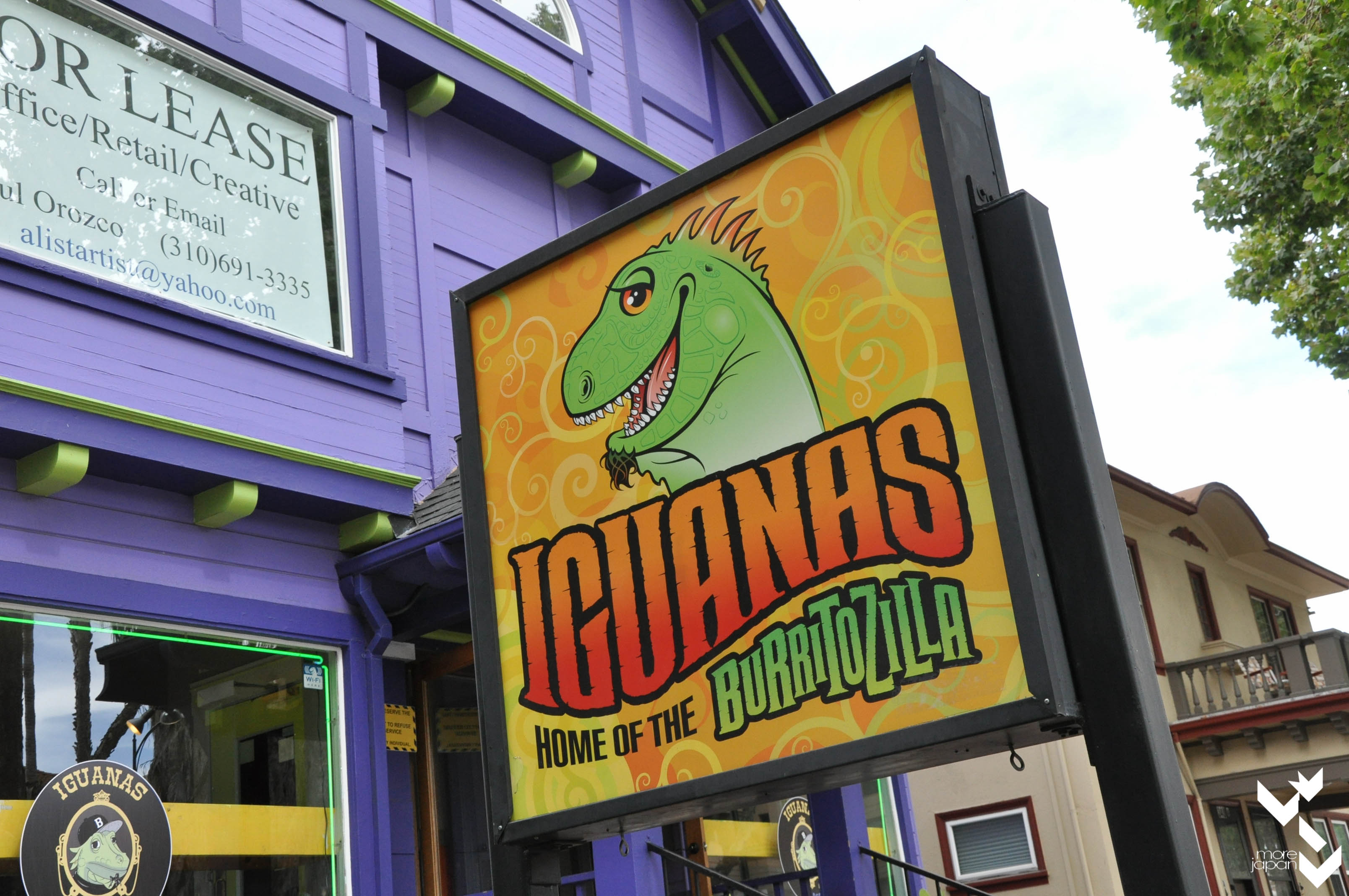 Heard they had giant burritos....