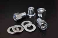 SSR Shank Type lug nut for SSR MKI, MKII and MKIII