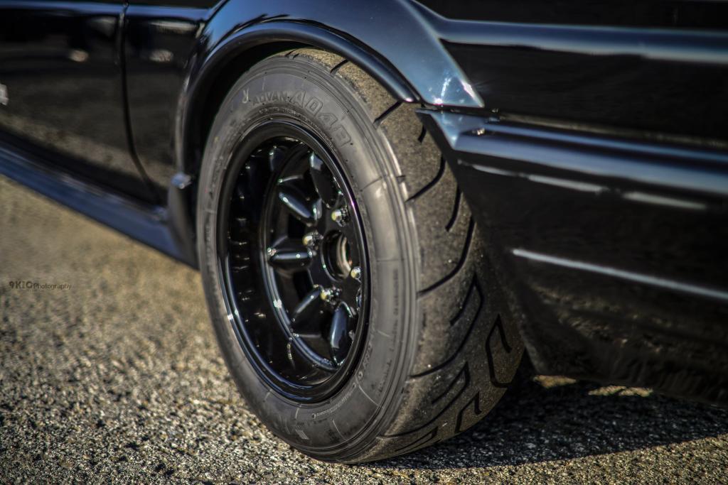 Billy Andrea AE86 Wheels