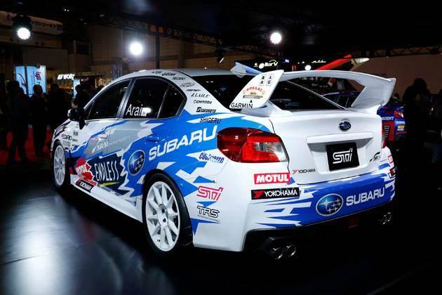 Rallycross STI