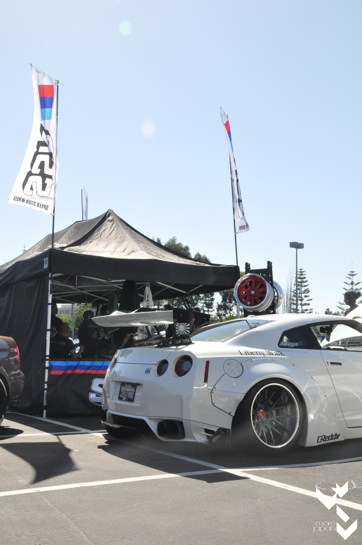 GTR SSR Booth