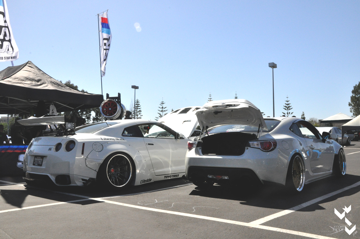 GTR and FR-S
