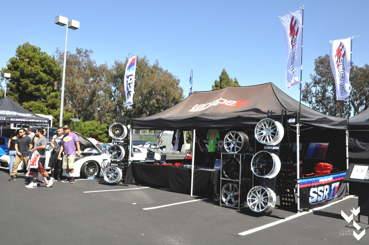 UCI Booth
