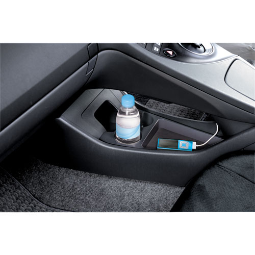 Prius Console Tray (ZWV30) (Black)